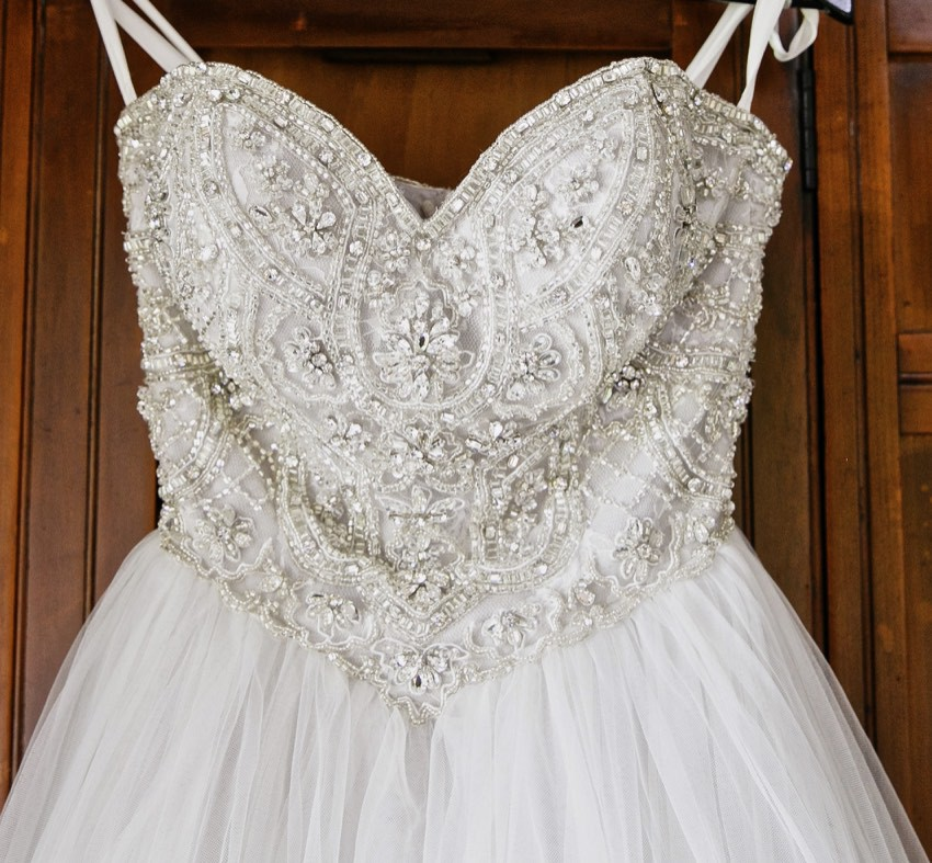 Ball Gown Preowned Wedding Dress on Sale 62% Off - Stillwhite