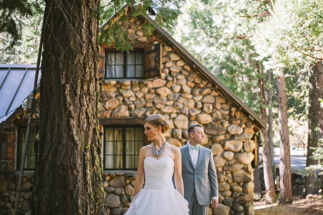 David's Bridal, Strapless Organza Wedding Dress with Ruffles