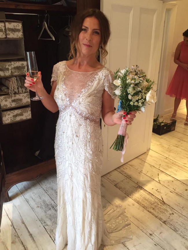 Beautiful jenny packham wedding dress gallery wedding for Jenny packham sale wedding dresses