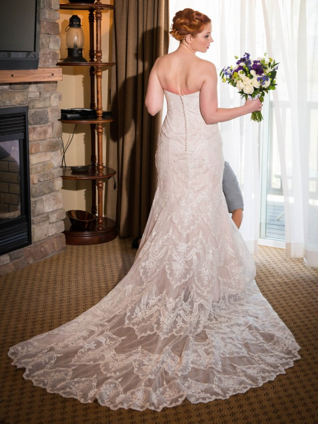 Maggie Sottero Kirstie 6MS193 Used Wedding Dress on Sale 41% Off ...