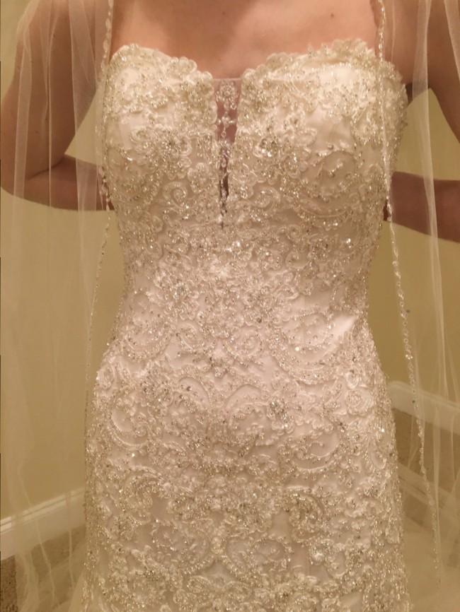 David Tutera Beryl 114293 Wedding Dress On Sale 54 Off