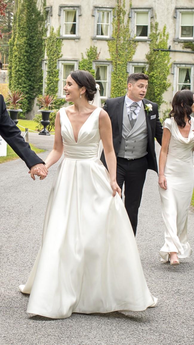 La Sposa Ralea Second Hand Wedding Dress on Sale 55% Off - Stillwhite