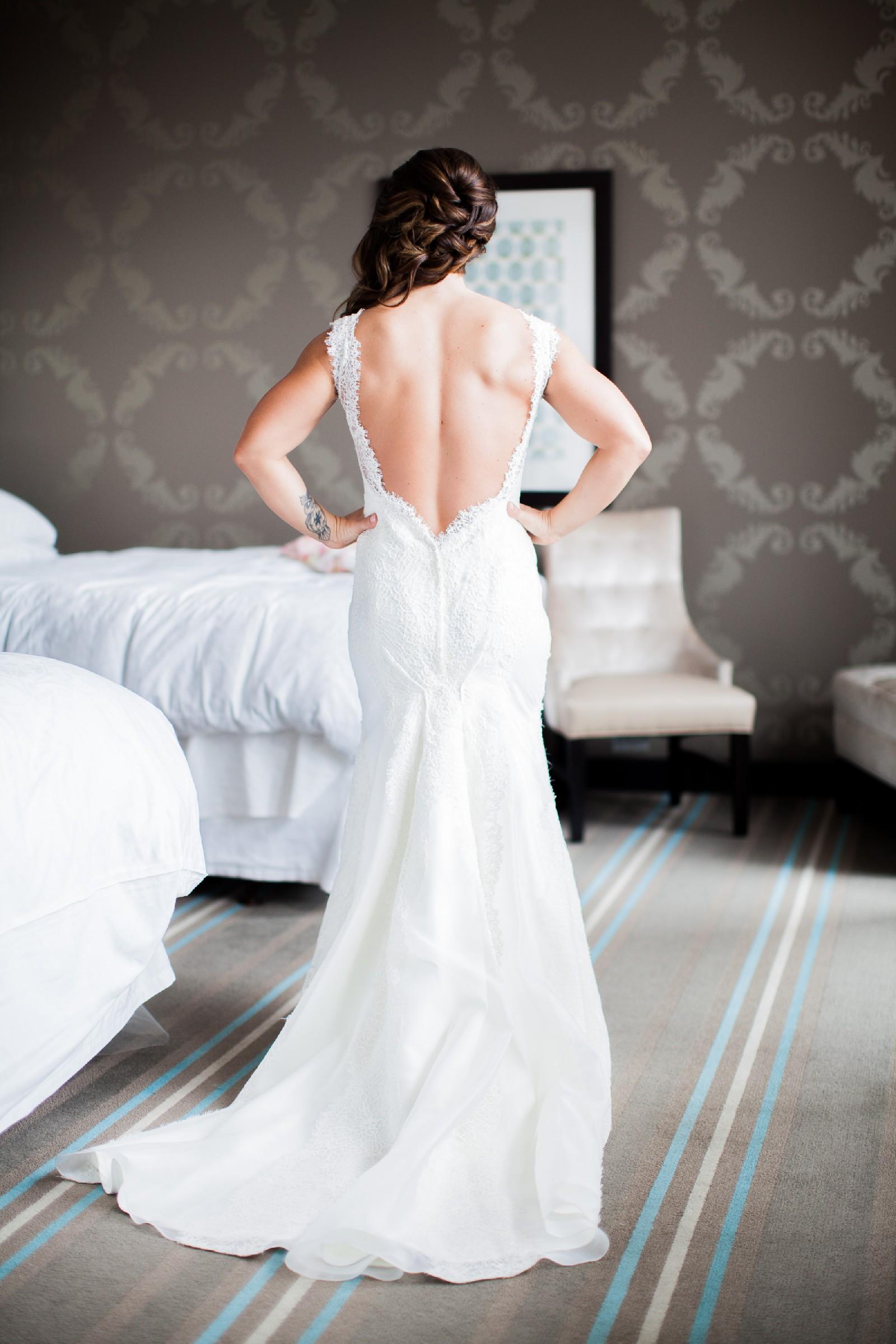 Marisa 116 Used Wedding Dress on Sale 80% Off - Stillwhite