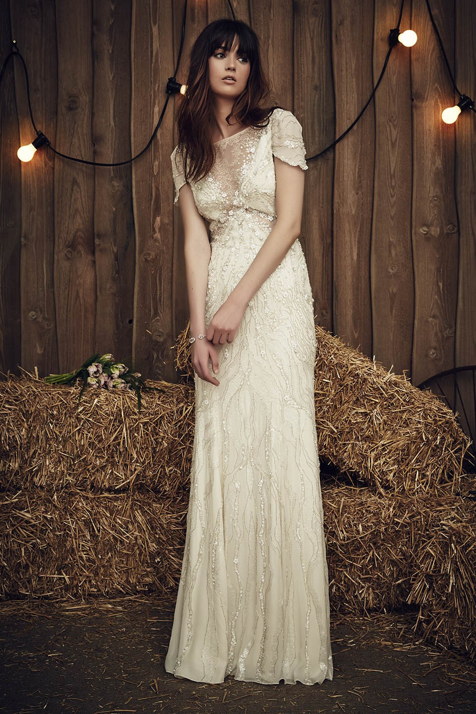 Jenny Packham Nashville Sample Wedding Dress On Sale 50 Off