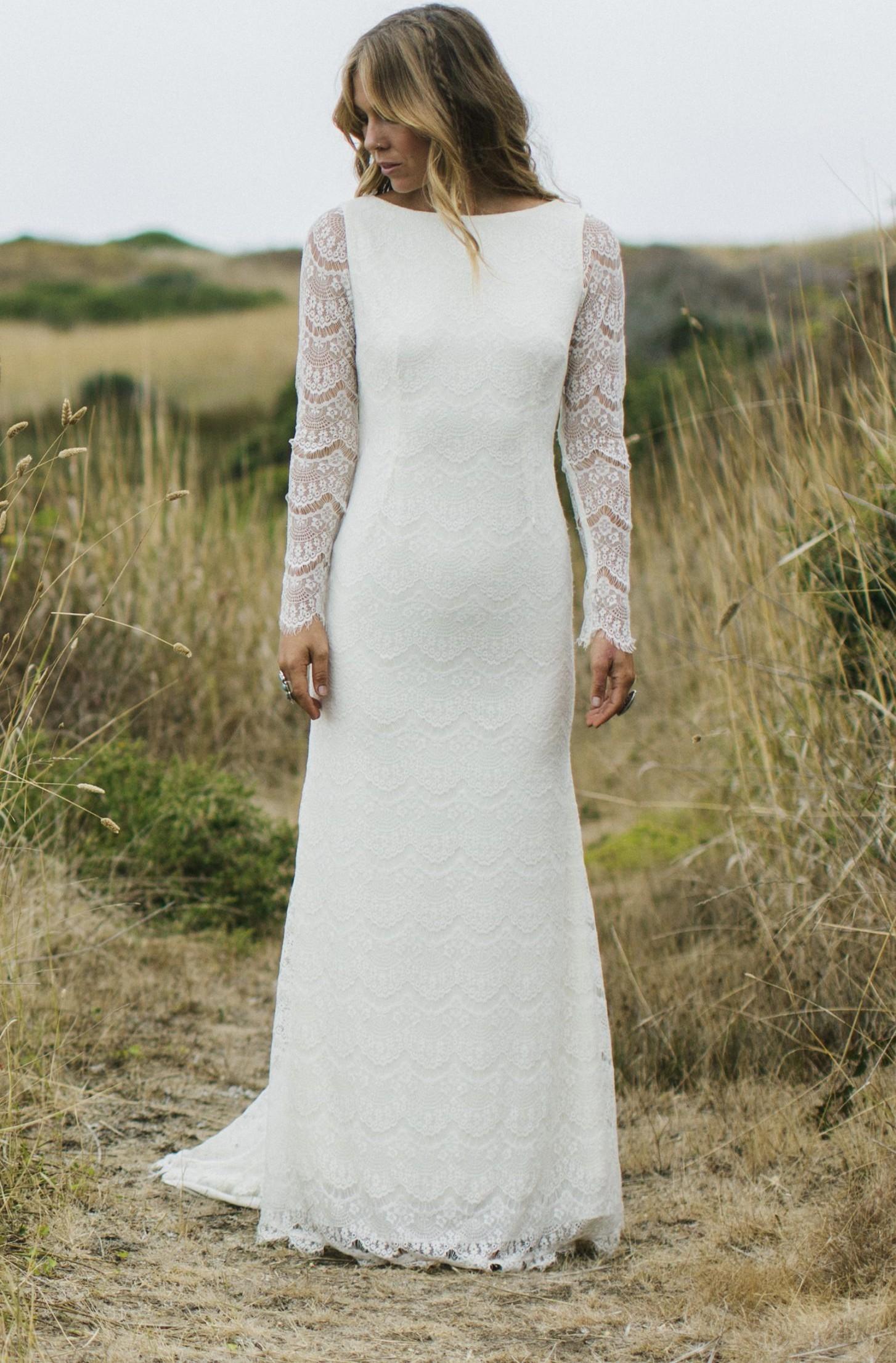 Daughters of simone tessa sample wedding dress on sale 47 off for Wedding dress sample sale san francisco