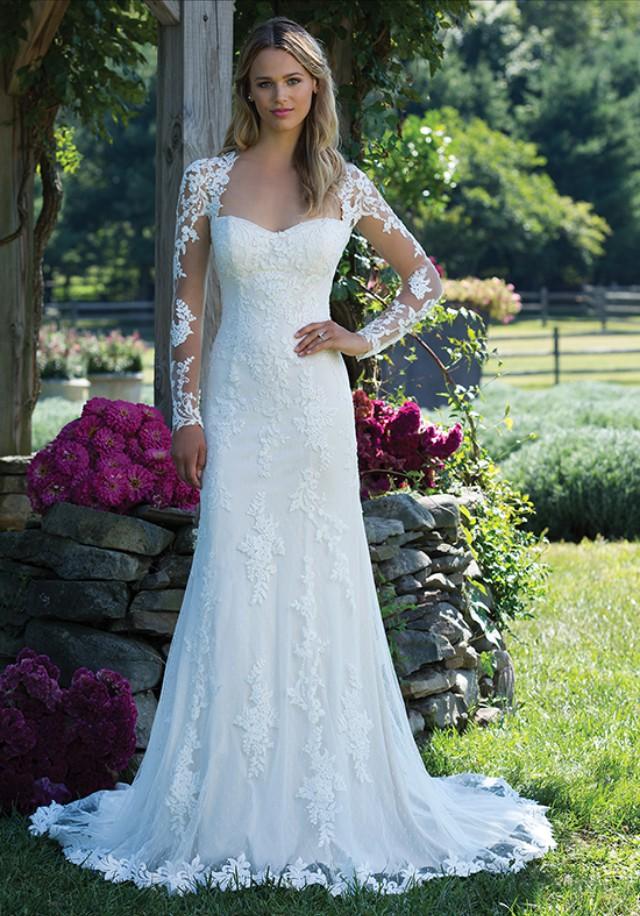 Sincerity Bridal 3981 New Wedding Dress on Sale 33% Off