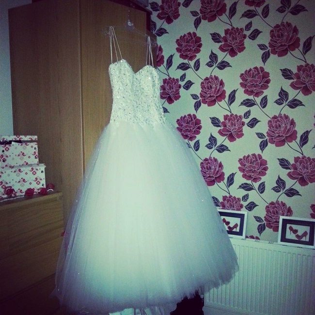 Ronald Joyce Pandora - Second Hand Wedding Dresses - Stillwhite