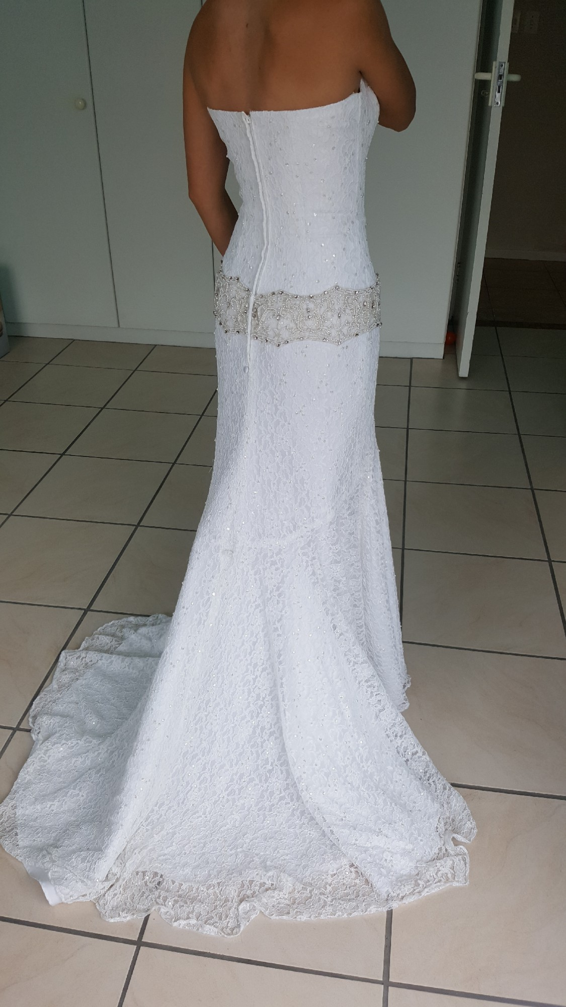 Forever yours new wedding dresses stillwhite for Forever yours wedding dress