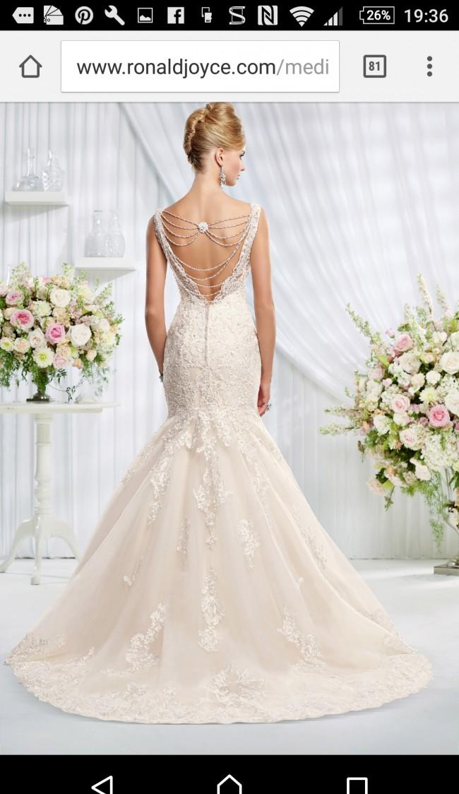 Ronald Joyce Erin Wedding Dress On Sale 25 Off