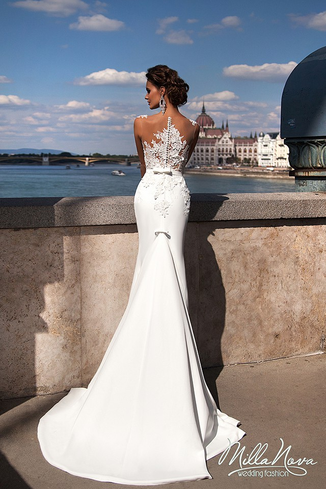 Milla Nova Naomi Wedding Dress On Sale 44 Off