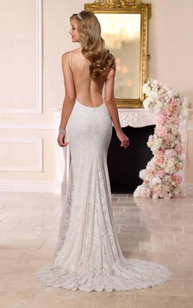 Stella York, Stella York backless gown 6182