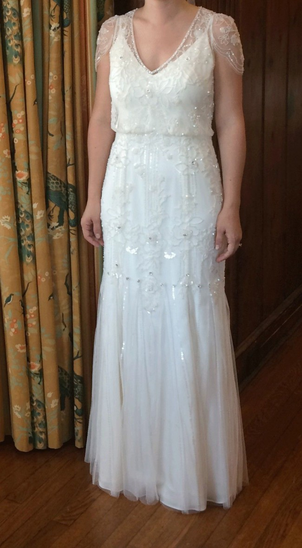 Jenny Packham Mariana - Second Hand Wedding Dresses - Stillwhite