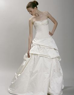 Monique Lhuillier, Ball Gown