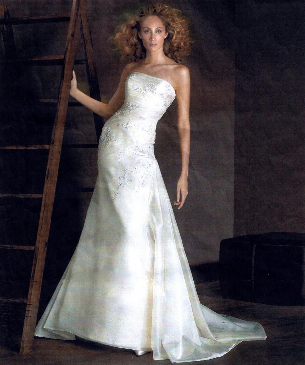 Pronovias second hand wedding dress on sale 65 off for Second hand wedding dresses san diego
