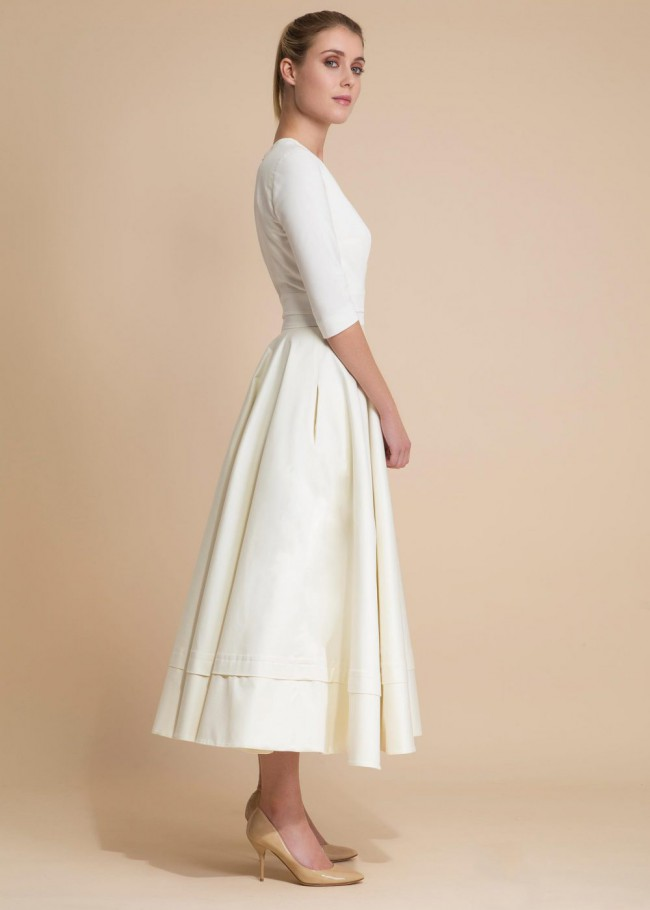 Delphine Manivet Prosp Re New Wedding Dress On Sale 33 Off