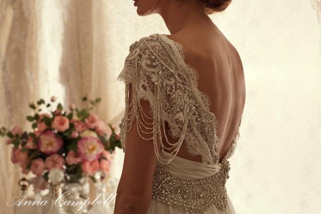 Lace Wedding Dress Anna Campbell