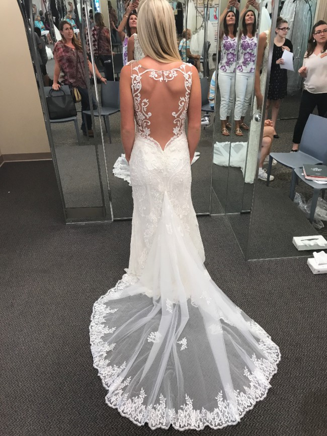 Galina signature swg772 new wedding dress on sale 21 off galina signature swg772 junglespirit Choice Image