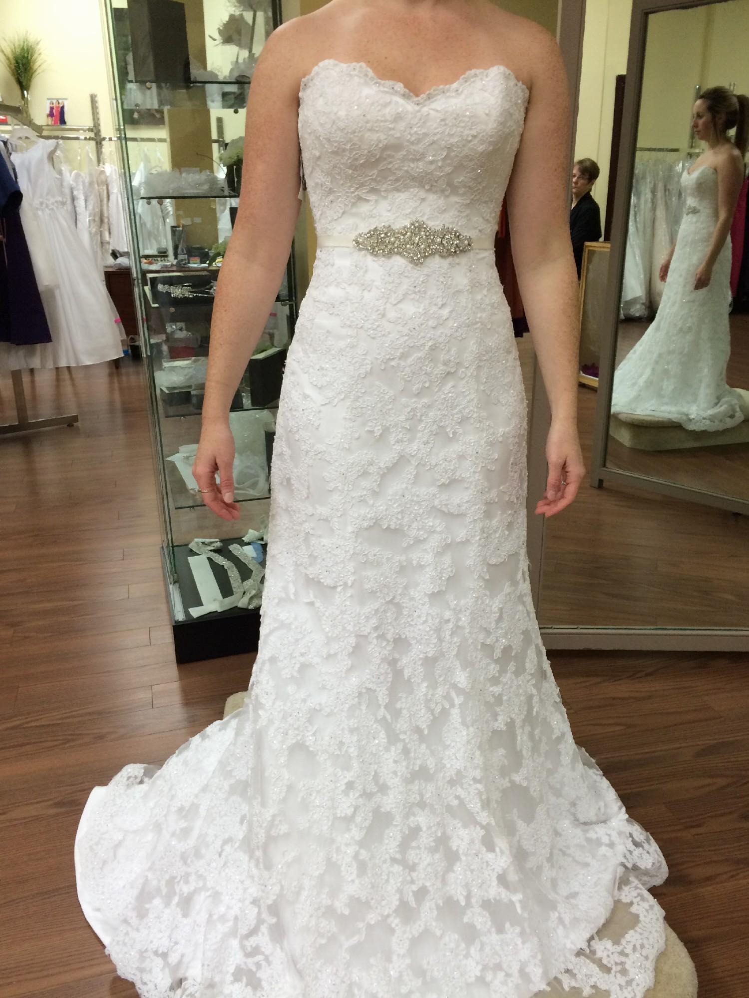 Wedding Dress Alterations Halifax : Line wedding dress on sale off