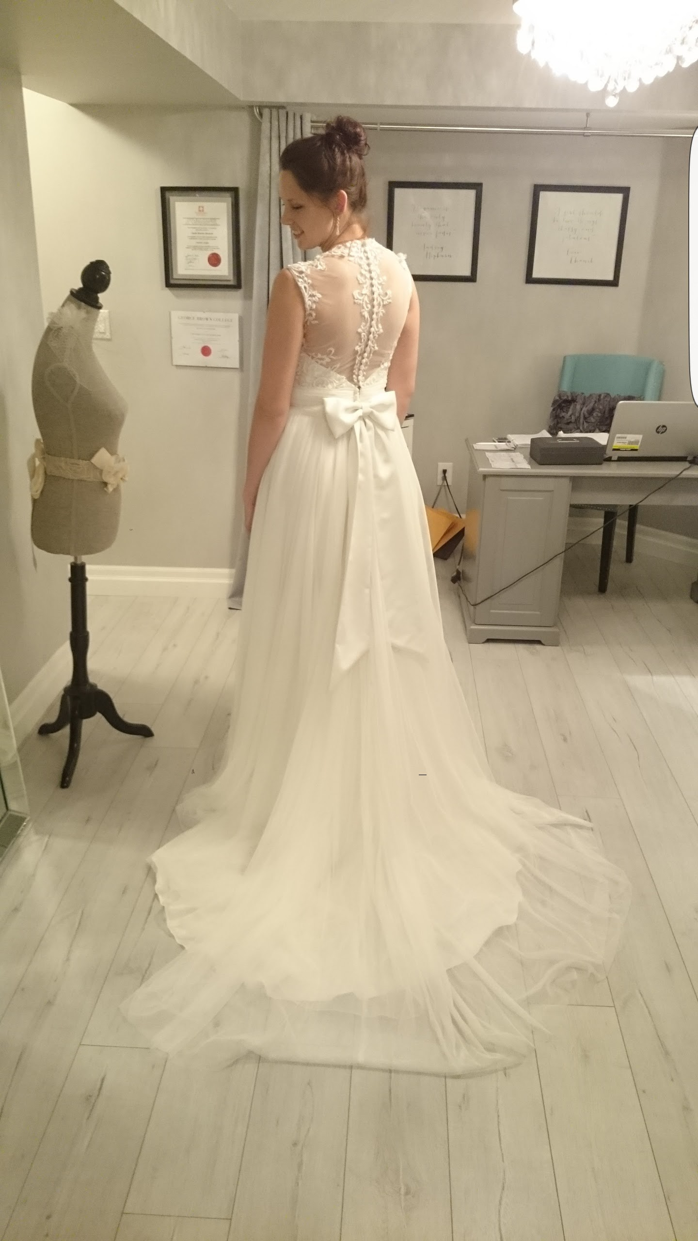 Morilee second hand wedding dress on sale 53 off for Second hand mori lee wedding dresses