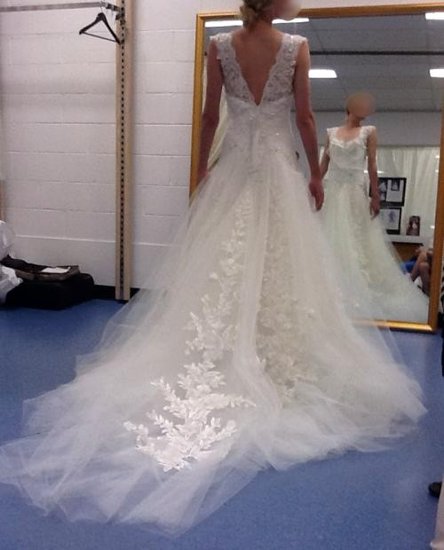 Elie Saab Aglaya Second Hand Wedding Dress On Sale 71 Off