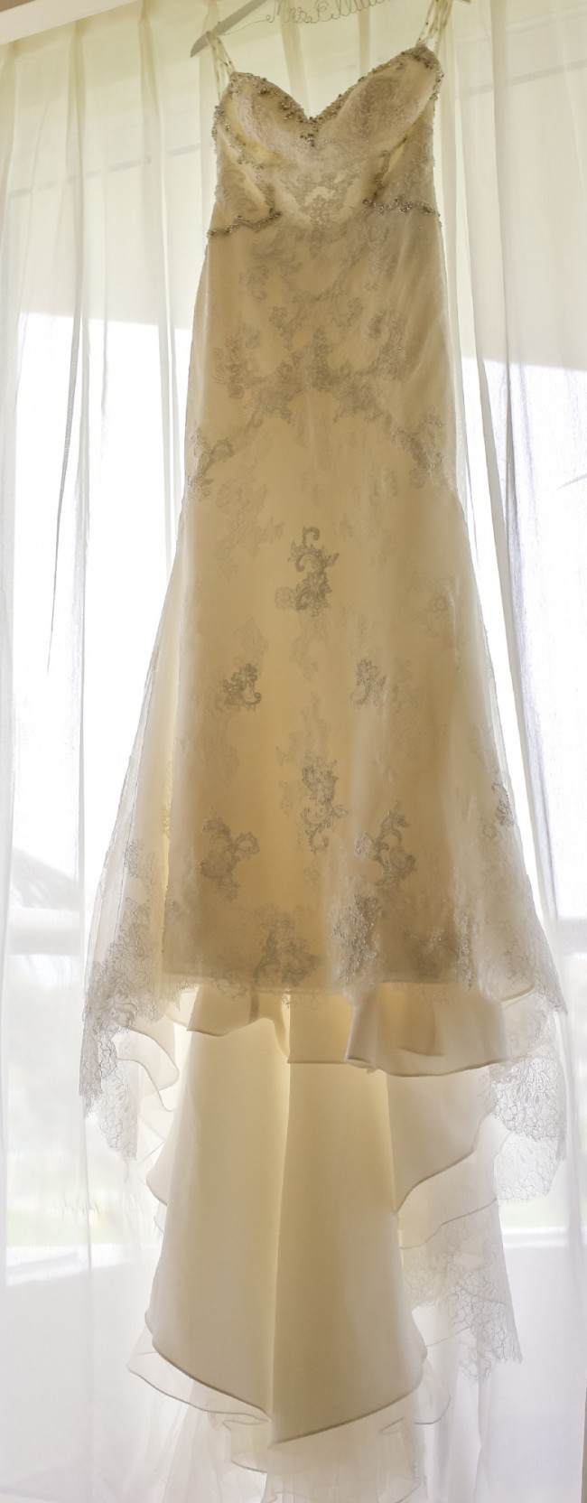 pronovias marimar preloved wedding dress on sale 45 off