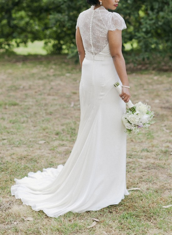 Jenny packham aspen second hand wedding dress on sale 42 off for Second hand jenny packham wedding dress