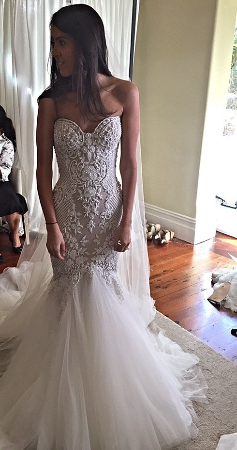 Leah da gloria pre owned wedding dress on sale 42 off for Leah da gloria wedding dress cost