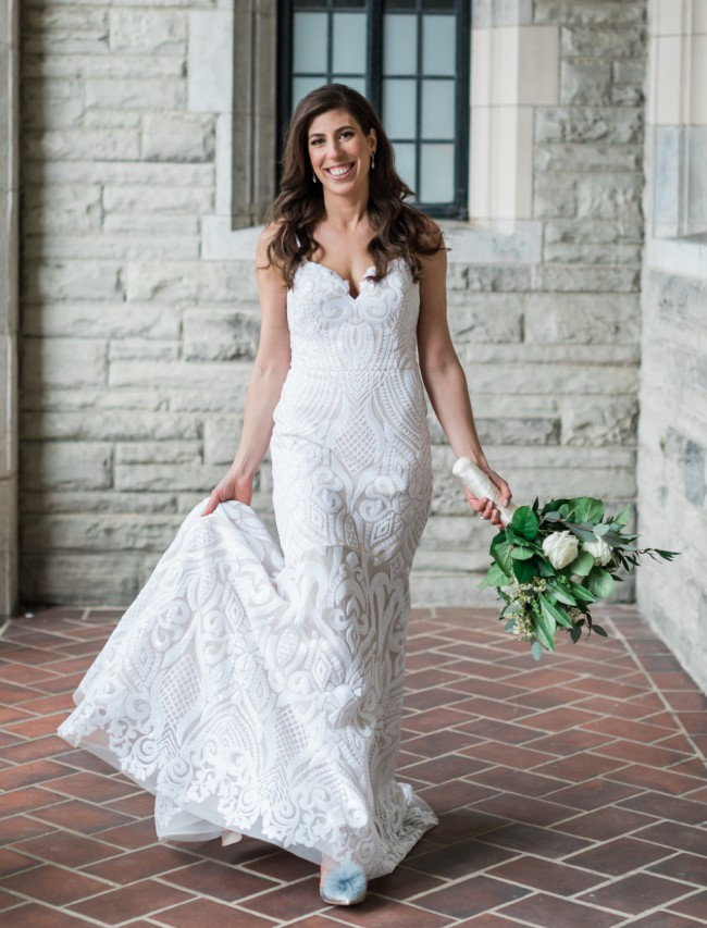 Hayley Paige 1710 West Second Hand Wedding Dress On Sale 53 Off