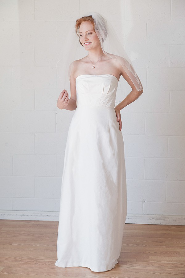 J Crew Miranda Second-Hand Wedding Dress on Sale