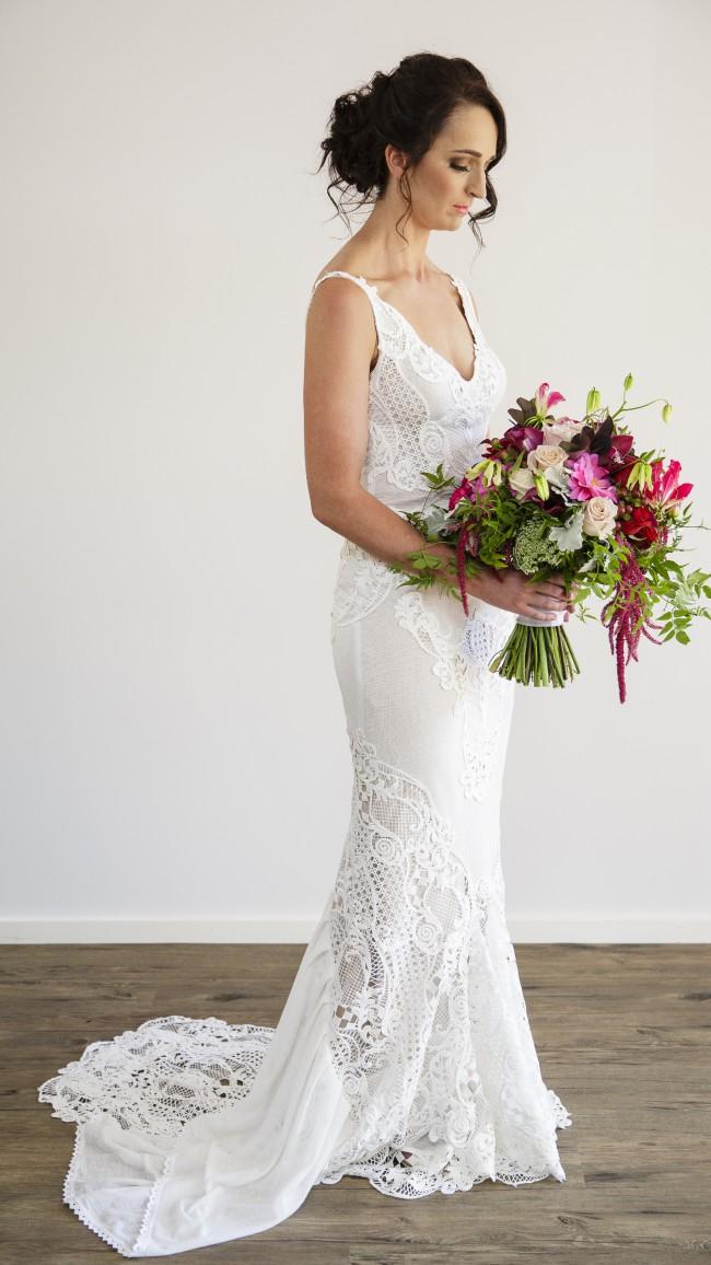 Jane Hill Sage Second Hand Wedding Dress On Sale 52 Off