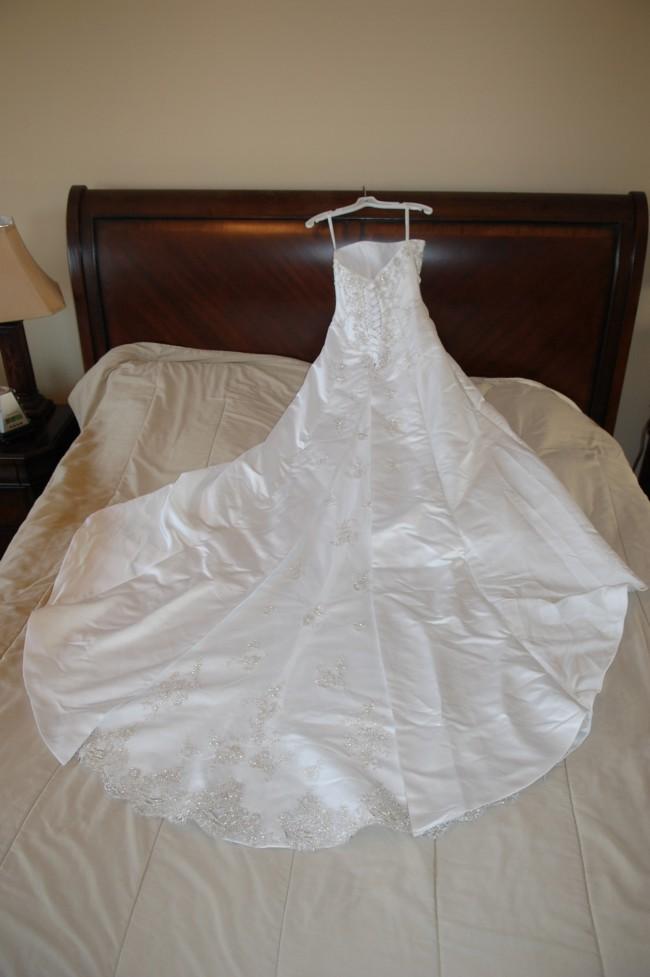 David S Bridal V9665 New Wedding Dresses Stillwhite