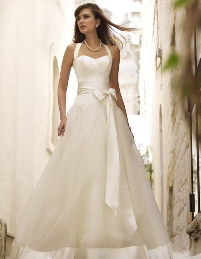 Stephanie Allin Symphony Second-Hand Wedding Dress on Sale 85% Off