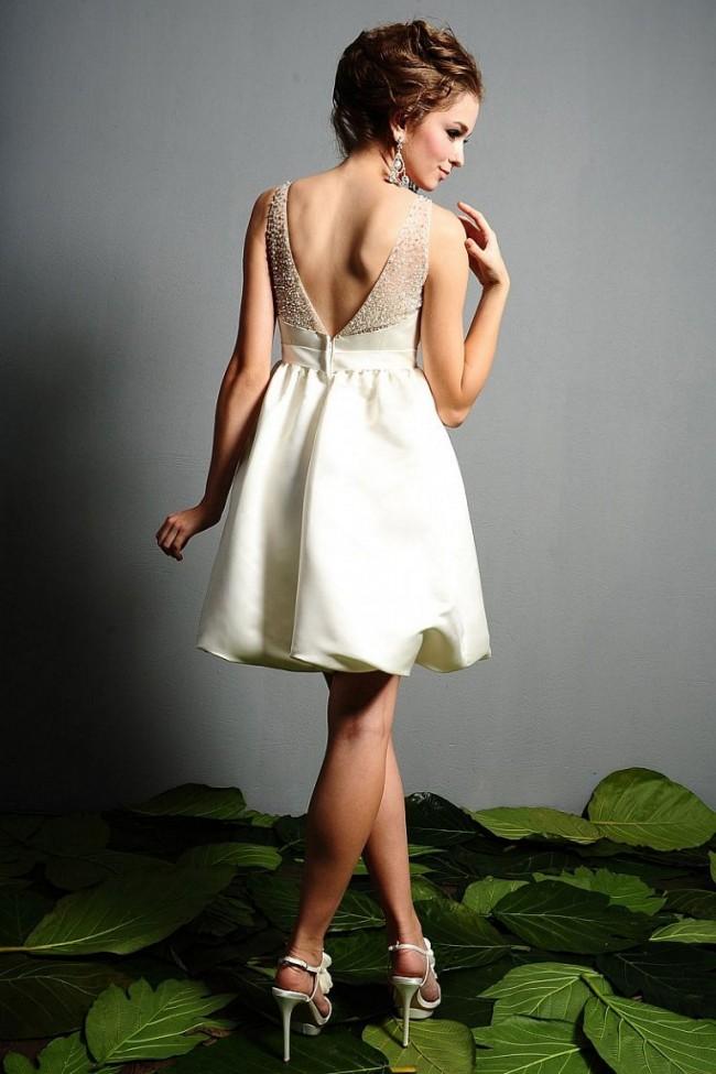 Eden, Eden 1405 Short Wedding Reception Dress