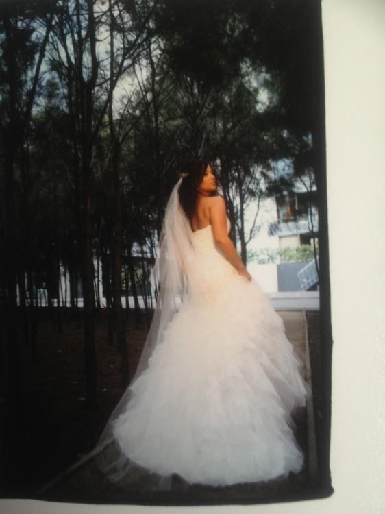 Martina liana 332 second hand wedding dress on sale for Second hand wedding dresses san diego