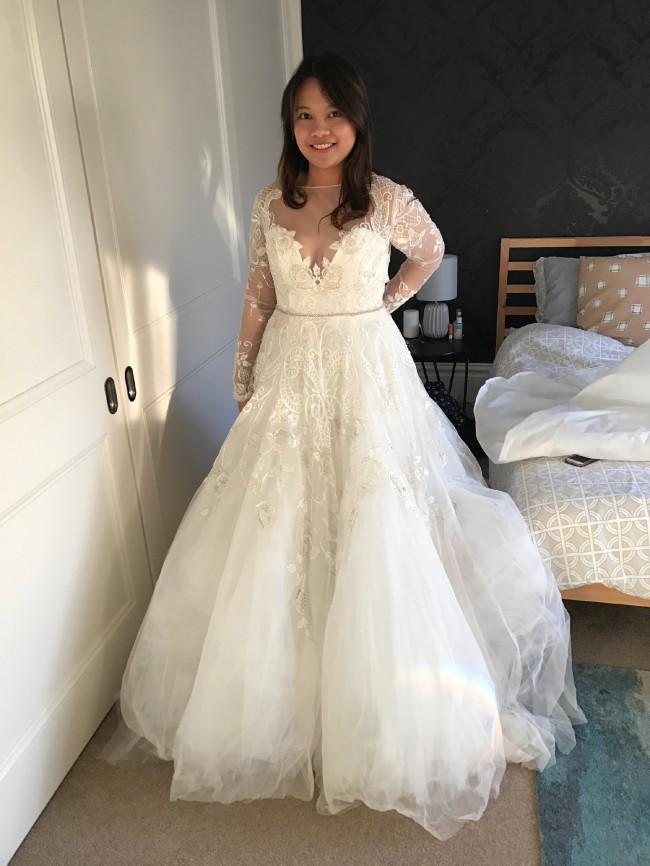 Hayley Paige Hayley Gown - Used Wedding Dresses - Stillwhite