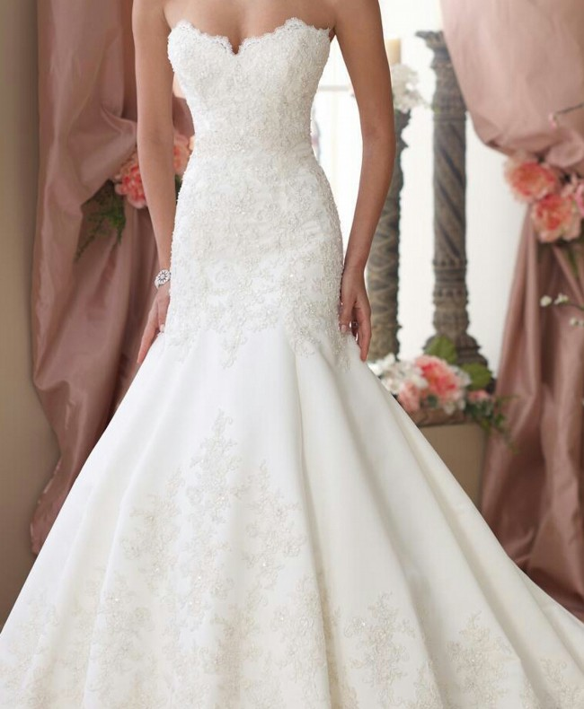 David Tutera May Style 114290 Wedding Dress On Sale 38 Off