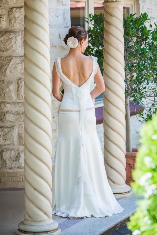 Clarissa Grace Leaving For Paris Wedding Dress On Sale 59 Off