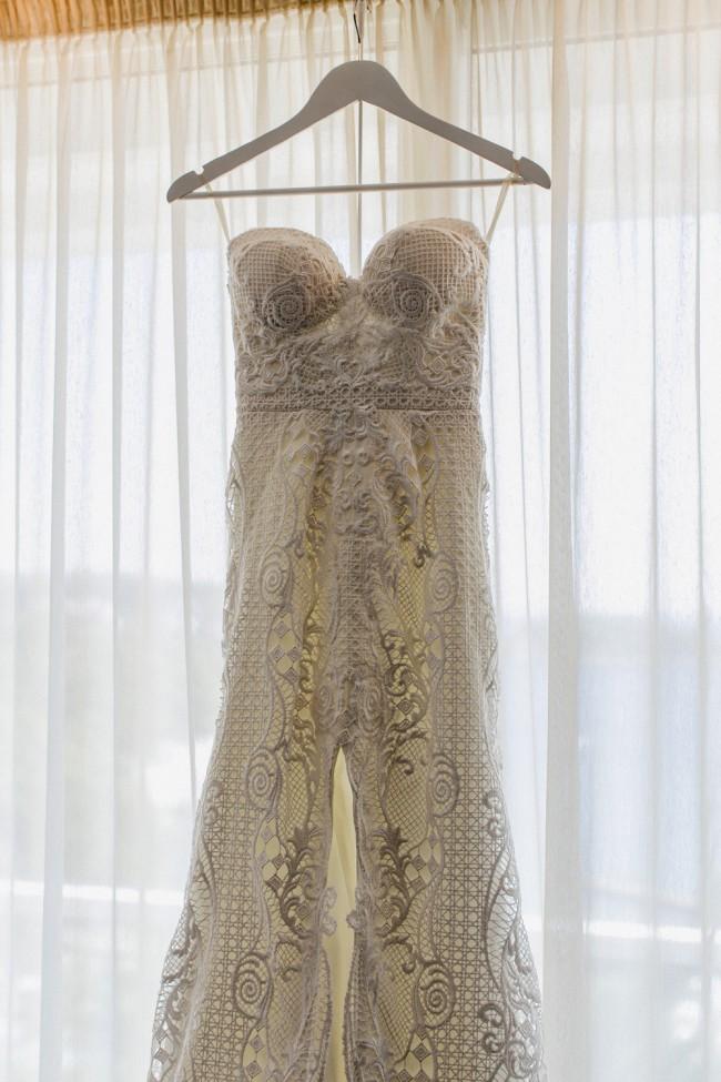 Suzanna blazevic custom made preowned wedding dress on for Suzanna blazevic wedding dresses