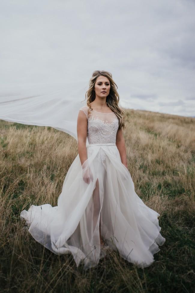 Paolo Sebastian Swan Lake Second Hand Wedding Dress on Sale 60% Off ...