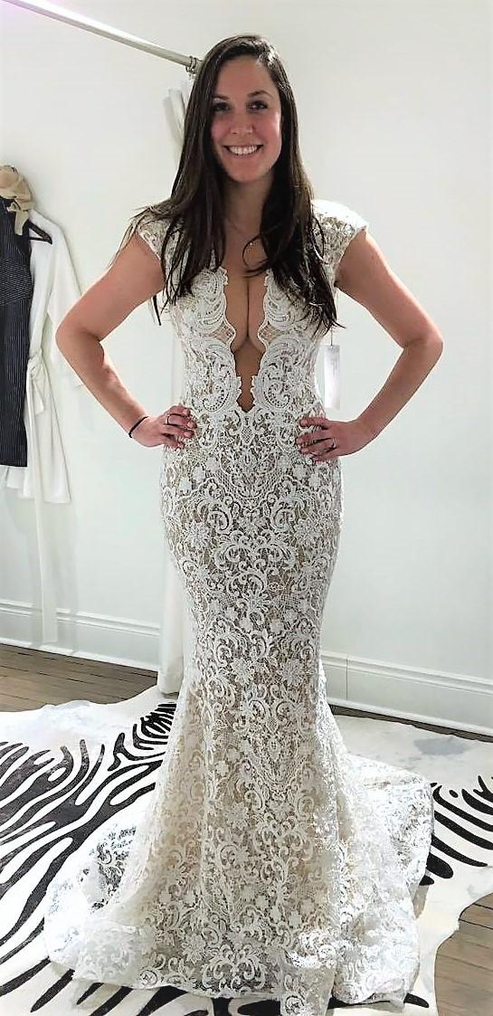 Berta 17 139 Wedding Dress On Sale 50 Off