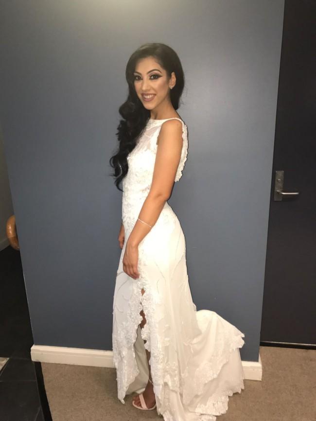 Doll House Second Hand Wedding Dress On Sale 55 Off Stillwhite