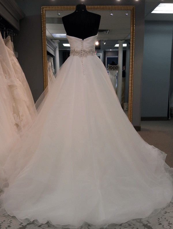 Morilee 5276 second hand wedding dress on sale 31 off for Second hand mori lee wedding dresses