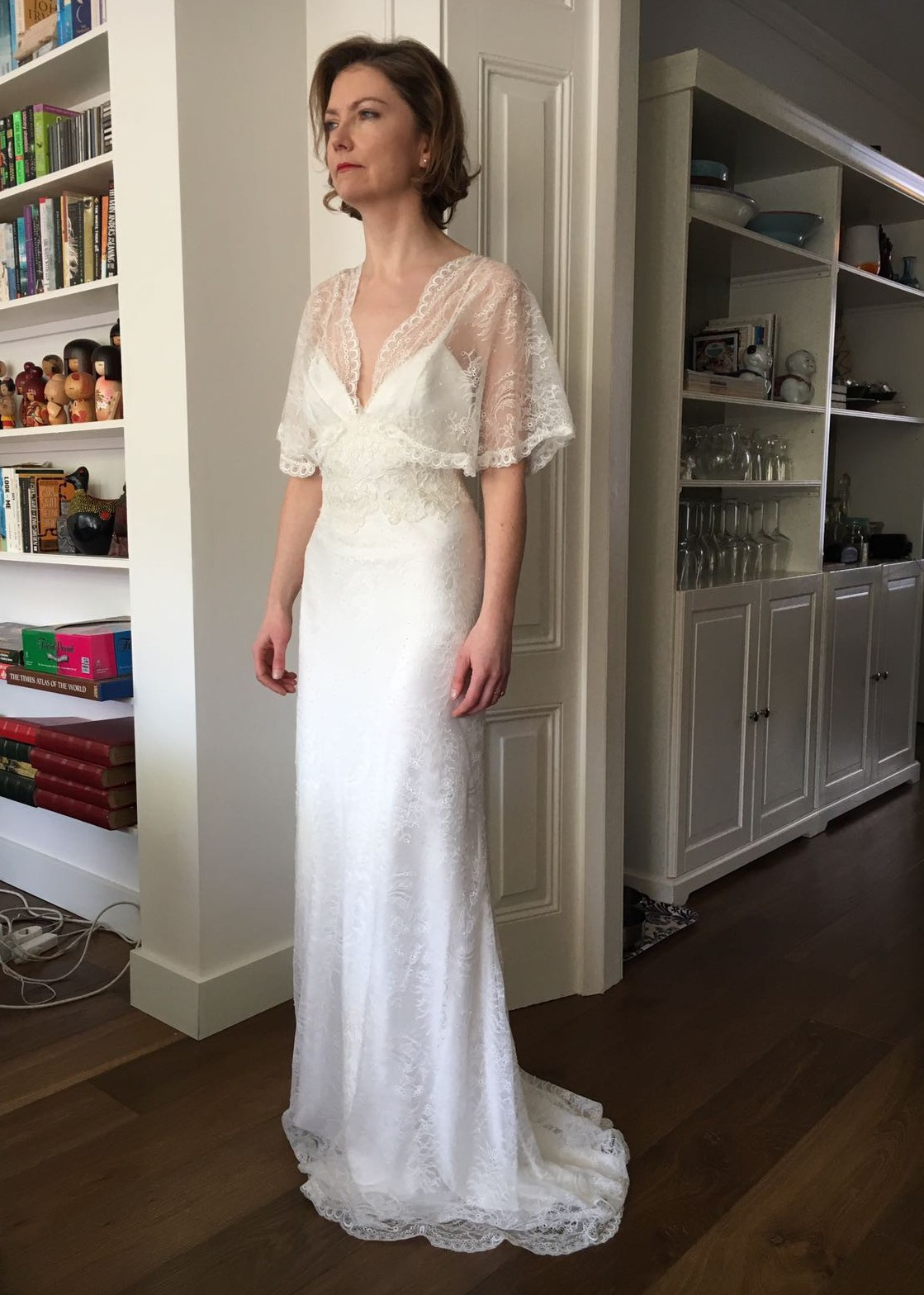 David Fielden Model 8032 from the 2014 collection - New Wedding ...