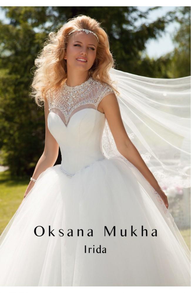 Oksana Mukha, Irida