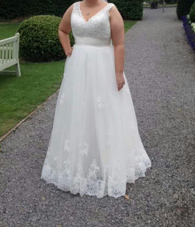 Romantica Of Devon Bali Used Wedding Dress On Sale Stillwhite