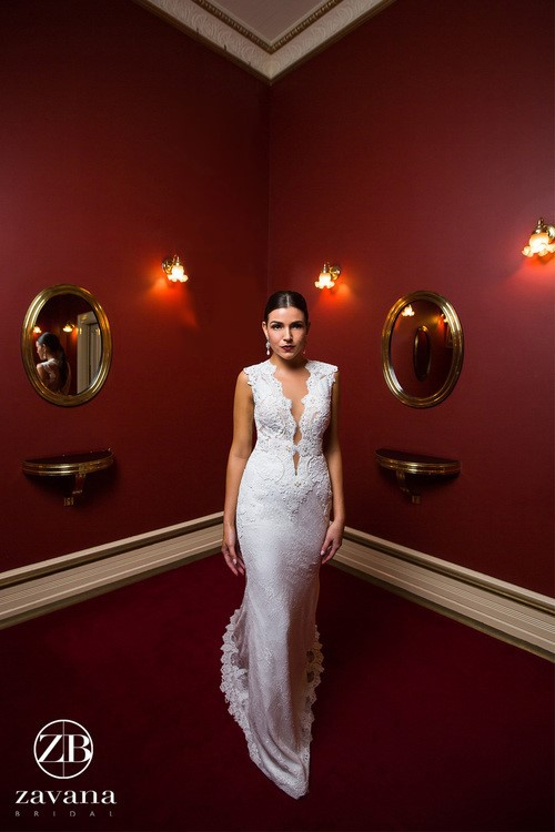 Zavana Bridal, Florence Dress