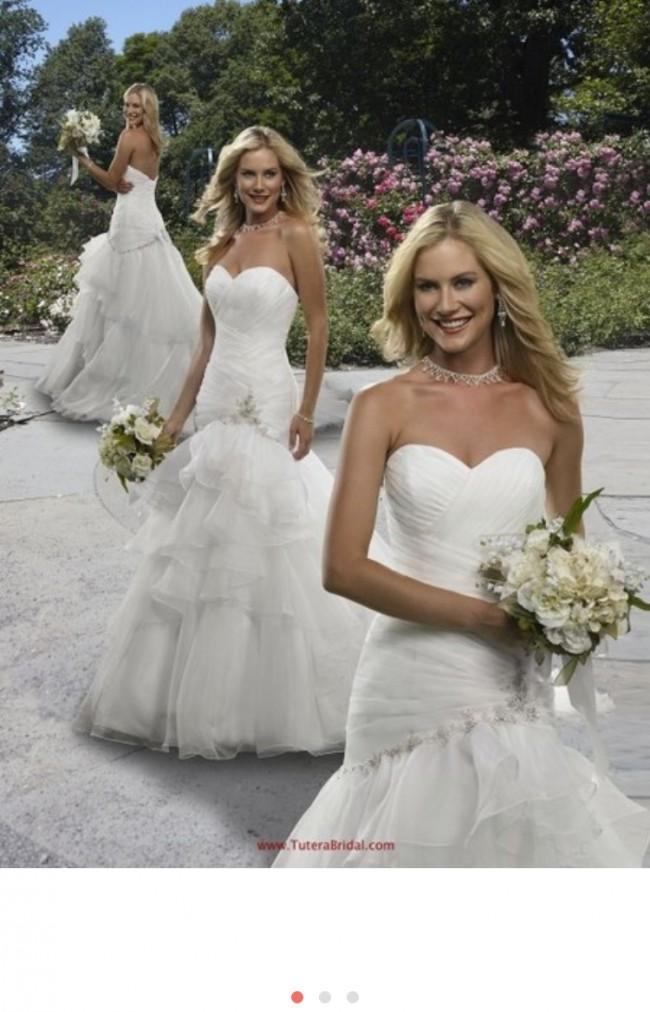 Forever Yours 411110 - New Wedding Dresses - Stillwhite