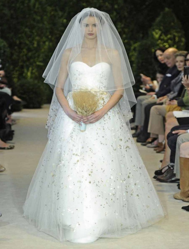 Carolina Herrera Aurora Wedding Dress On Sale 60 Off