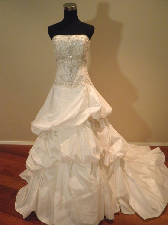 jessica designs new wedding dress on sale 55 off