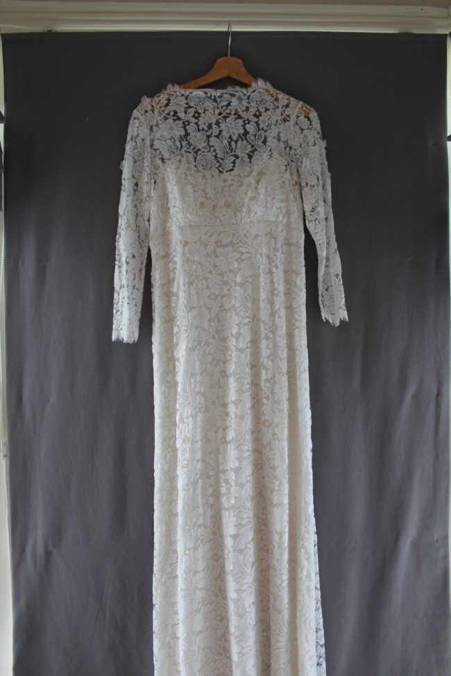 Temperley london april preowned wedding dress on sale 67 off for Temperley london wedding dress sale